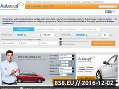 Miniaturka domeny www.autoa.pl