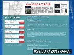 Miniaturka domeny www.autocad-lt.eu