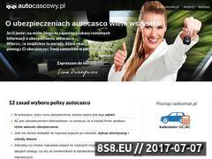 Miniaturka domeny autocascowy.pl
