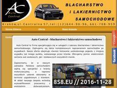 Miniaturka domeny www.autocentral.com.pl