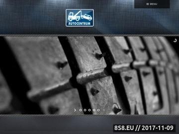 Zrzut strony Autocentrum - auto myjnia