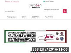 Miniaturka domeny www.autoczescisklep.com