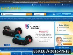Miniaturka domeny www.autofoteliki.pl