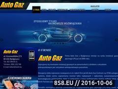 Miniaturka domeny www.autogazbydgoszcz.pl