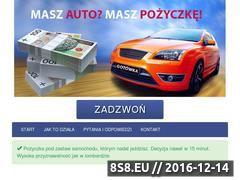 Miniaturka domeny www.autogotowka.pl