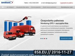 Miniaturka domeny autoguard.pl