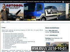 Miniaturka domeny autoholstala.pl