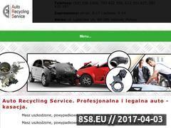 Miniaturka domeny www.autokasacja.gda.pl