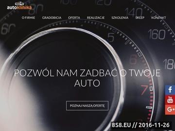 Zrzut strony Auto kosmetyka Poznań
