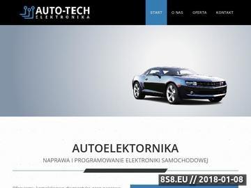 Zrzut strony Usuwanie FAP Auto-Tech Rzeszów