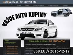 Miniaturka domeny autokupimy.pl