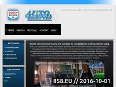 Miniaturka domeny autoland.auto.pl