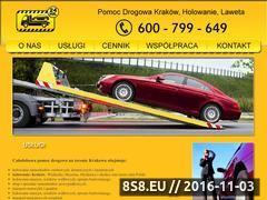 Miniaturka domeny autolaweta.krakow.pl