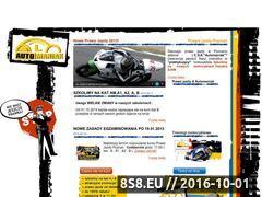 Miniaturka domeny www.automaniak.net.pl
