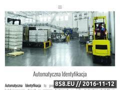 Miniaturka domeny www.automatyczna-identyfikacja.pl