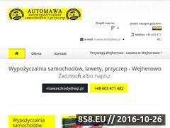 Miniaturka domeny automawa.eu