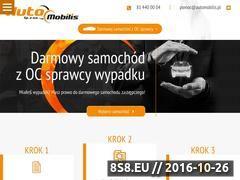 Miniaturka domeny automobilis.pl