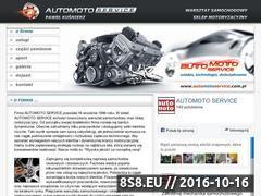 Miniaturka domeny www.automotoservice.com.pl