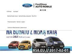 Miniaturka domeny www.autonobile.pl