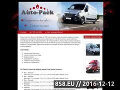 Miniaturka domeny www.autopack.com.pl