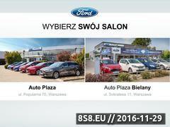 Miniaturka domeny autoplaza.com.pl