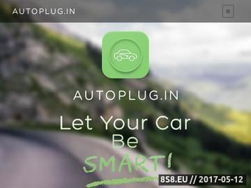 Zrzut strony Inteligentne auto