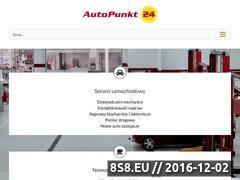 Miniaturka domeny autopunkt24.pl