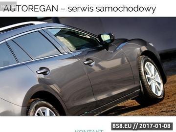 Zrzut strony Auto naprawa Sosnowiec