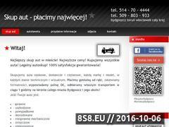 Miniaturka domeny autoskupbydgoszcz.com.pl