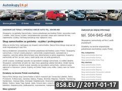 Miniaturka domeny www.autoskupy24.pl