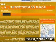 Miniaturka domeny autostopem-do-turcji.manifo.com