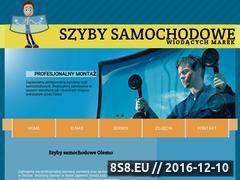 Miniaturka domeny autoszyby-olesno.pl