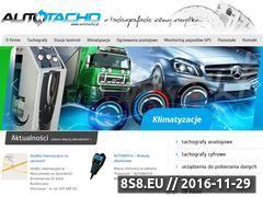Miniaturka domeny www.autotacho.pl