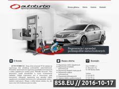 Miniaturka domeny autoturbo.com.pl