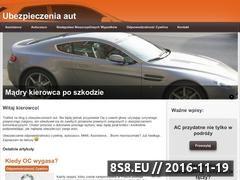 Miniaturka domeny autoubezpieczenie.com.pl