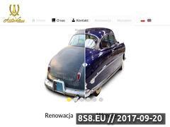 Miniaturka domeny www.autovetus.pl