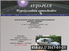 Miniaturka domeny www.autowypozyczalnia.bydgoszcz.pl