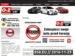 Miniaturka domeny autozabki.pl