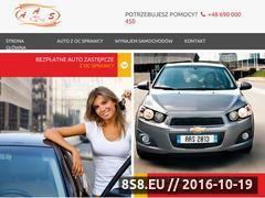 Miniaturka domeny autozastepcze.olsztyn.pl