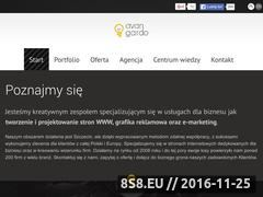 Miniaturka domeny avangardo.pl