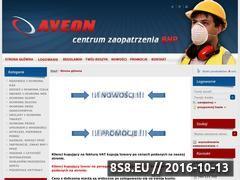 Miniaturka domeny aveon.pl
