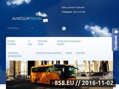 Miniaturka domeny aviatourtravel.pl