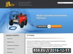 Miniaturka domeny www.avisonline.pl