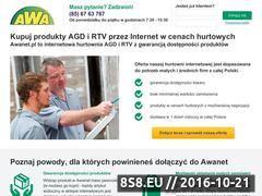 Miniaturka domeny awanet.pl
