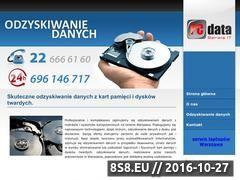 Miniaturka domeny www.awariadysku.pl