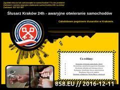 Miniaturka domeny awaryjneotwieranie.krakow.pl