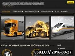 Miniaturka domeny awia-transport.pl