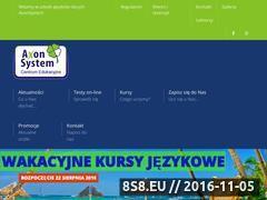 Miniaturka domeny axonsystem.edu.pl