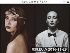 Miniaturka domeny aziembinska.pl