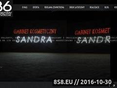 Miniaturka Banery, tablice, pieczątki, wizytówki i ulotki (www.b-6.pl)
